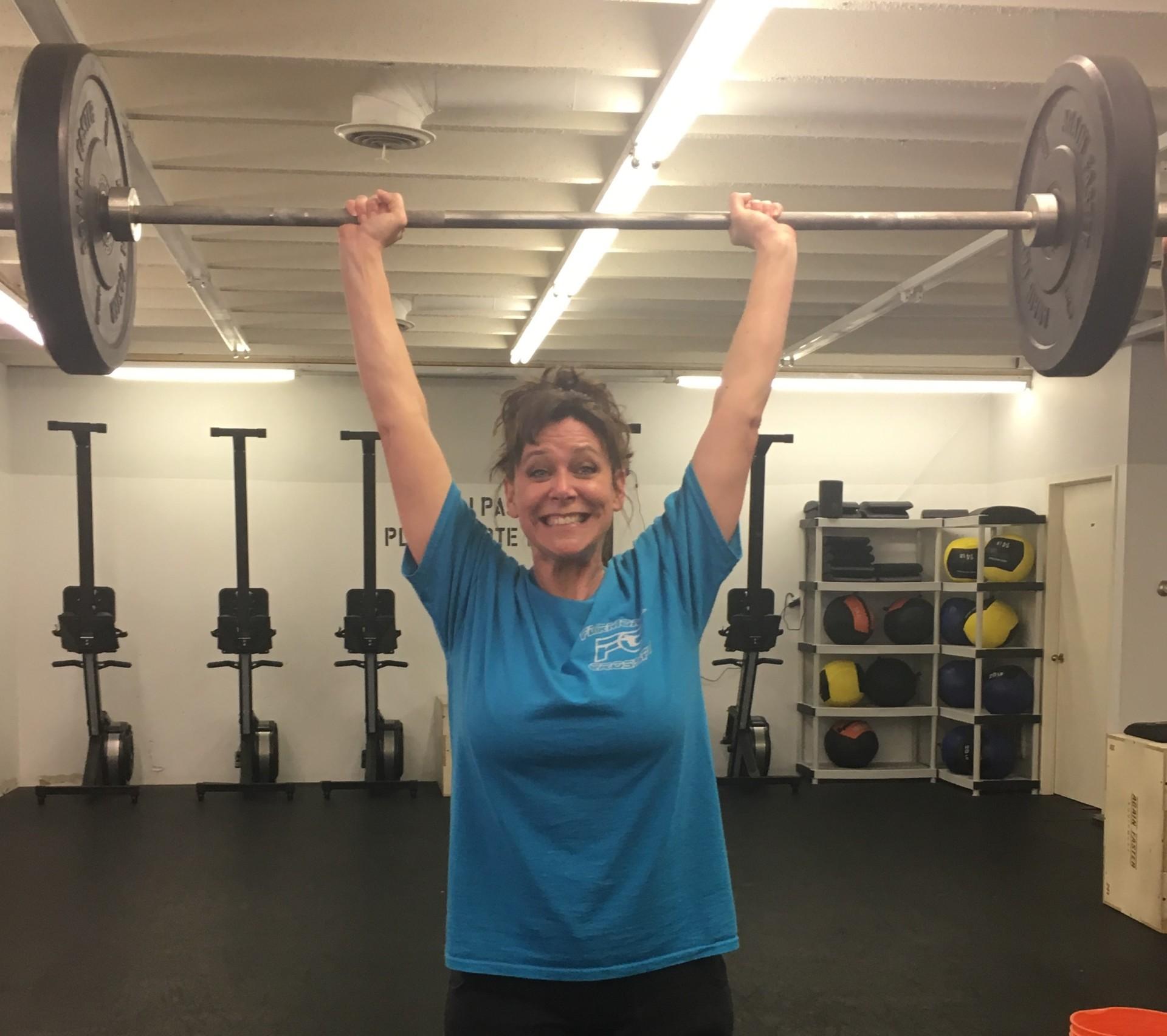 February Athlete of the Month - Shawna Hannaman
