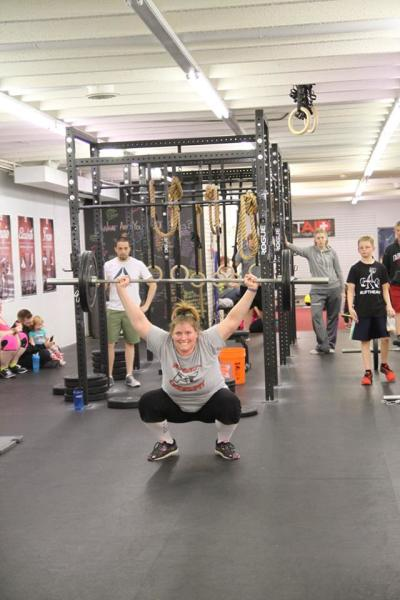 March Athlete of the Month - Mindy Wannarka