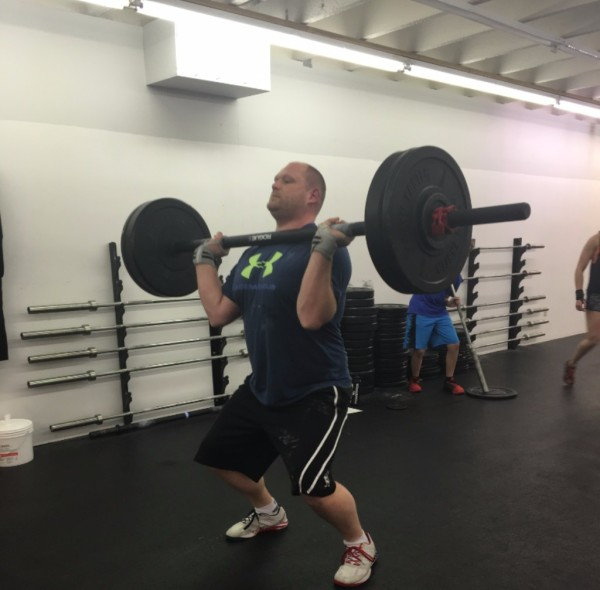March Athlete of the Month - Shawn Wiederhoeft