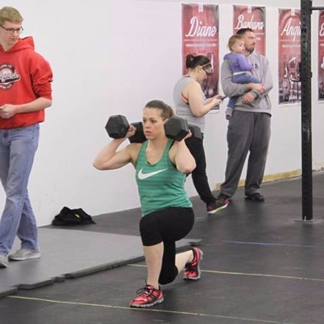 April Athlete of the Month - Cassidy Wolfe