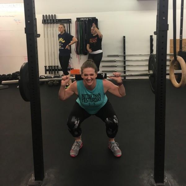 February Athlete of the Month - Jami Lebert