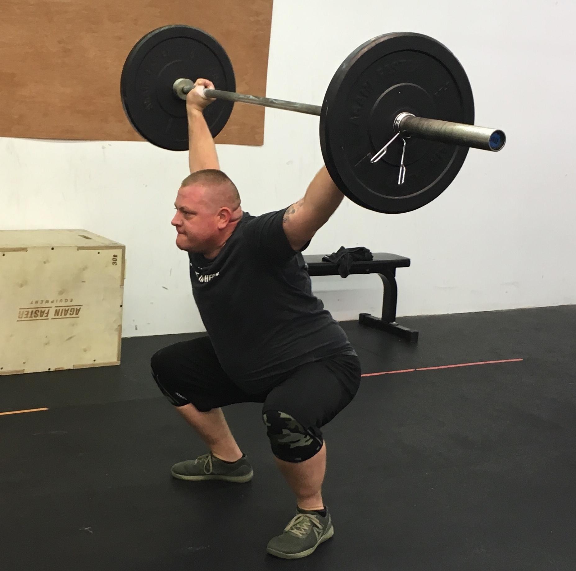 February Athlete of the Month - Cory Ballard