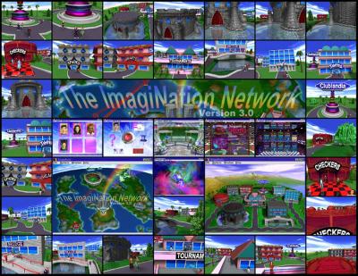 THE IMAGINATION NETWORK V3