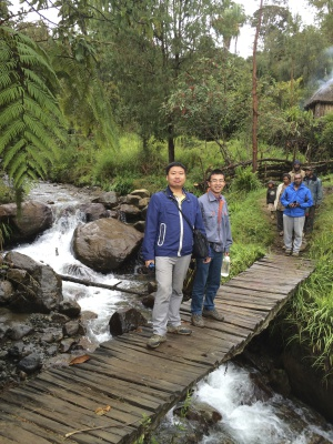 Mt Wilhelm, Kegla;  Mt Wilhelm; PNG Tourism; Mount Wilhelm; Climbing; Trekking; PNG; Papua New Guinea