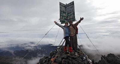 Mt Wilhelm Summit;  Mt Wilhelm; PNG Tourism; Mount Wilhelm; Climbing; Trekking; PNG; Papua New Guinea