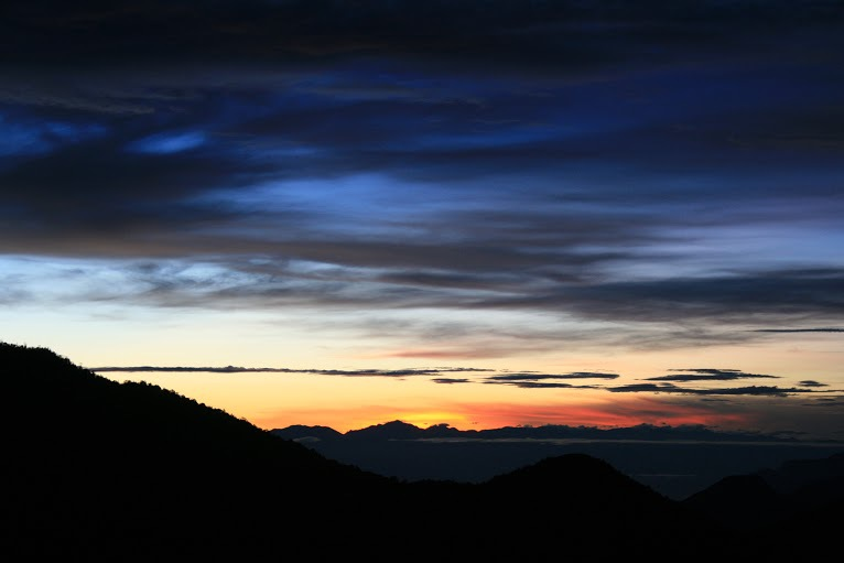 Morning Sunrise. Mt Wilhelm  Mt Wilhelm; PNG Tourism; Mount Wilhelm; Climbing; Trekking; PNG; Papua New Guinea