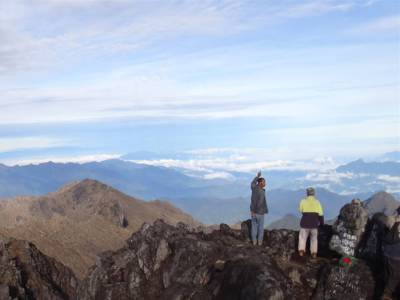 Mt Wilhelm, PNG Tourism, Wilhelm, PNTPA