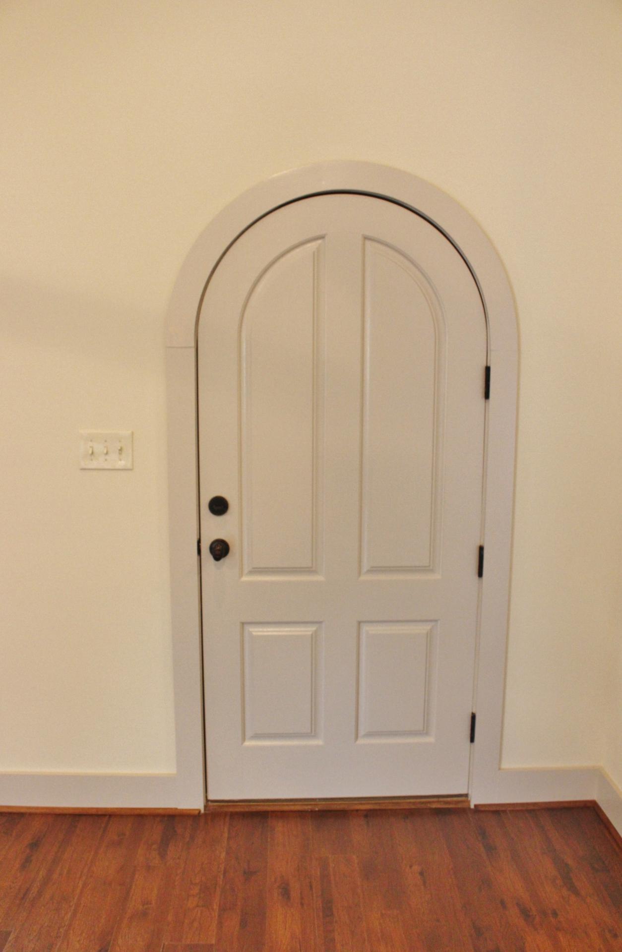 Arched Door Option
