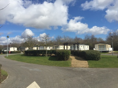 Wentworth 1 - Waters' Retreats @Hopton