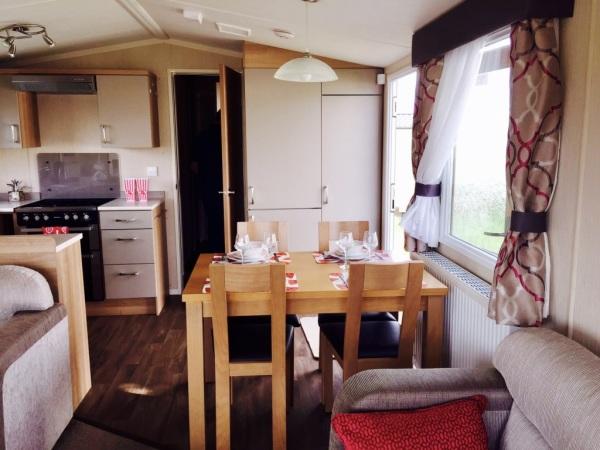 Bankside 5 - Haven Hopton Holiday Village