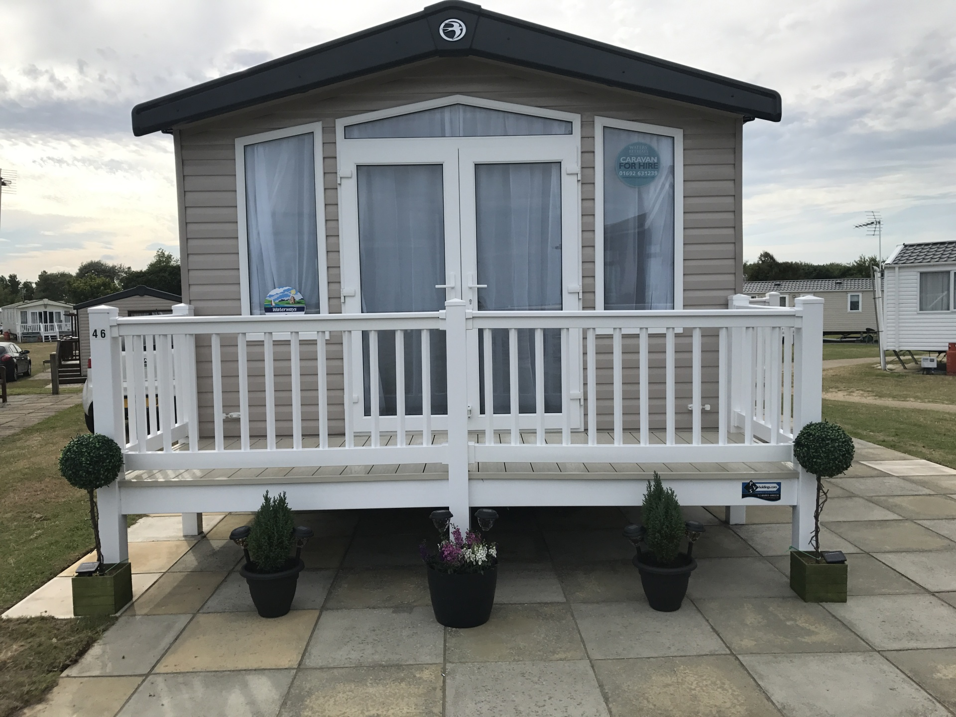 Waterways 6 - Waters' Retreats @Hopton - Haven Hopton Holiday Village