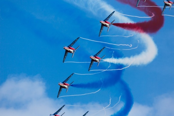 DATES RELEASED FOR 2018 YARMOUTH AIRSHOW
