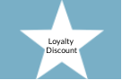 LOYALTY DISCOUNT AVAILABLE TO RETURNING GUESTS