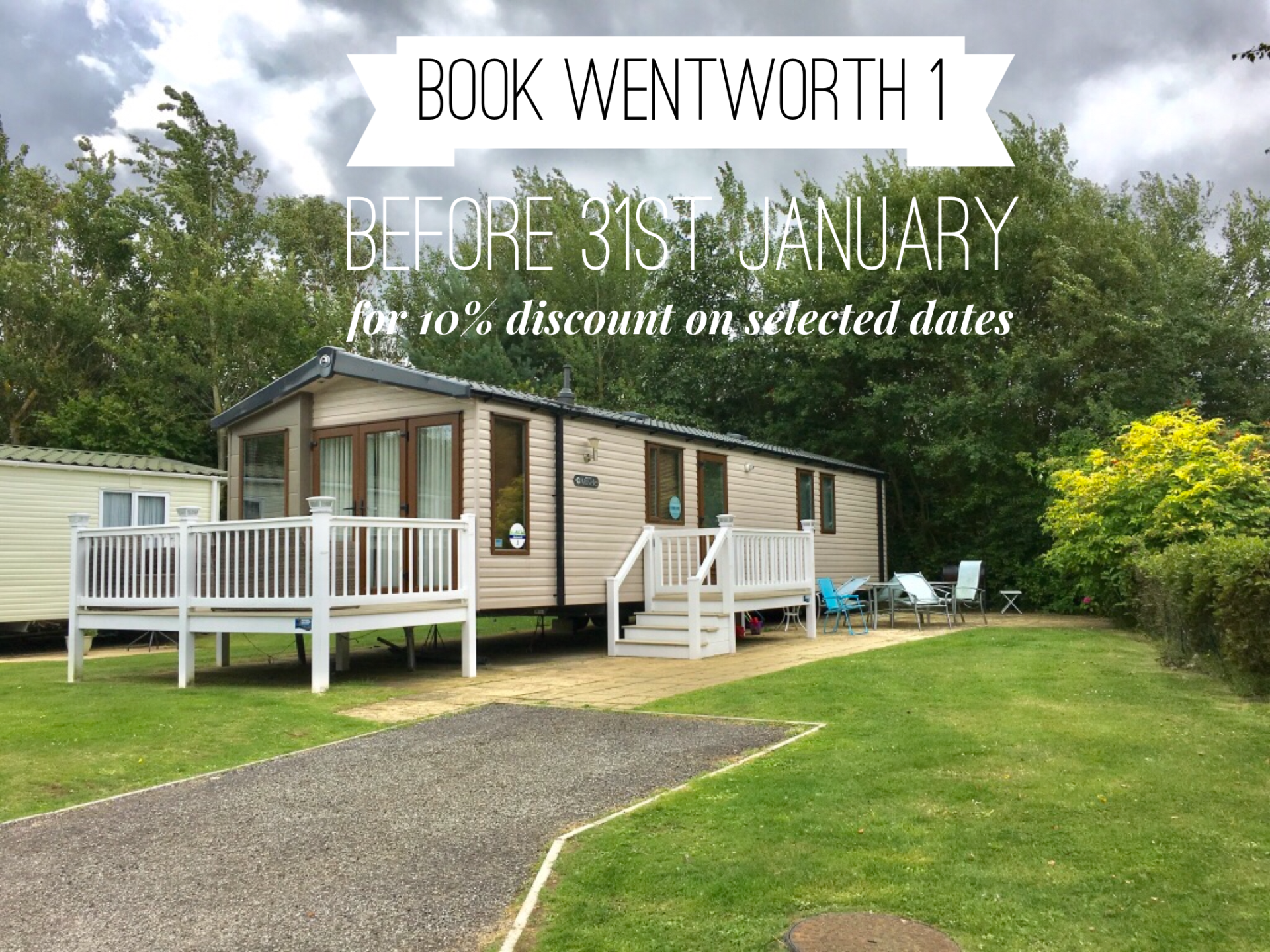 COME AND STAY IN WENTWORTH 1 FOR LESS