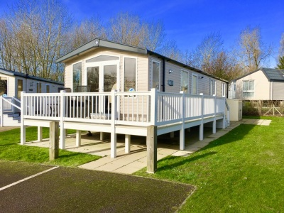 Caravans for hire, Hopton Holiday Village, Haven Holidays, Great Yarmouth, Norfolk, Norfolk Broads, Waters' Retreats