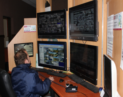 Off-site CCTV Monitoring