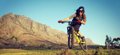 Gspot Trail Stellenbosch Last Jump