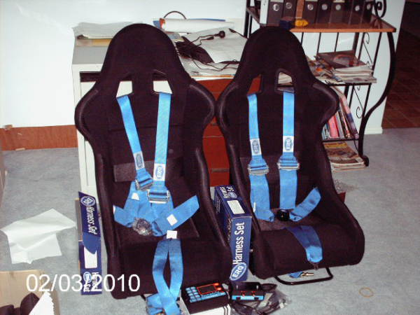 Seats and Mountings