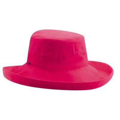 FUSCHIA HAT - $22.95