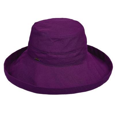 PLUM HAT - $22.95
