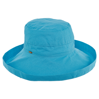 TURQUOISE HAT - $22.95