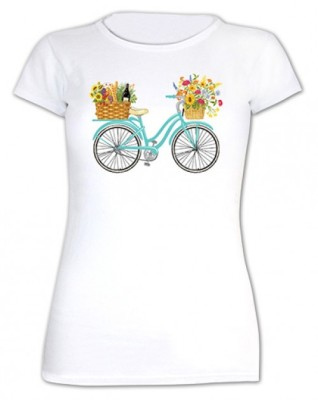 BICYCLE T-SHIRT - $21.95
