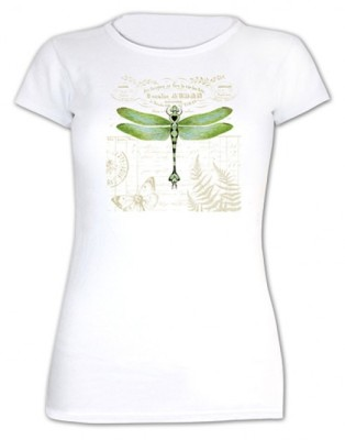 DRAGONFLY  T-SHIRT - $21.95