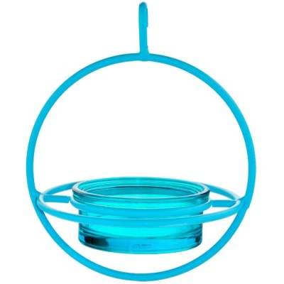 TURQUOISE MEAL WORM FEEDER - $17.95