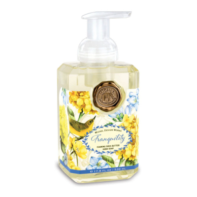 TRANQUILITY FOAMING HAND SOAP - $10.95