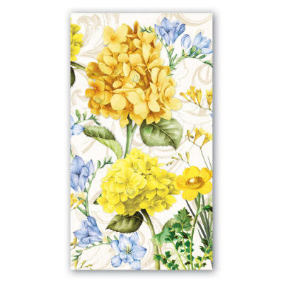 TRANQUILITY HOSTESS NAPKINS - $6.95