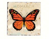 MONARCH BUTTERFLY COASTERS - $12.95