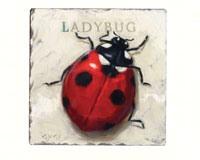 LADYBUG COASTERS - $12.95