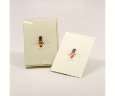 HONEY BEE NOTECARD SET - $10.95