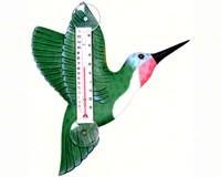 HUMMINGBIRD THERMOMETER - $9.95