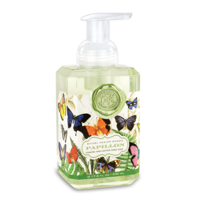 PAPILLON FOAMING HAND SOAP - $10.95
