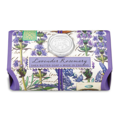LAVENDER ROSEMARY LARGE BATH SOAP - $9.95