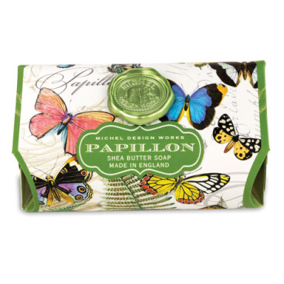 PAPILLON LARGE BATH SOAP - $9.95