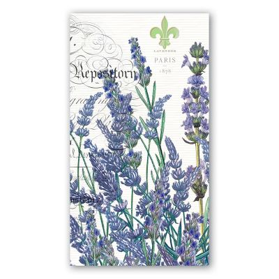 LAVENDER HOSTESS NAPKINS - $6.95