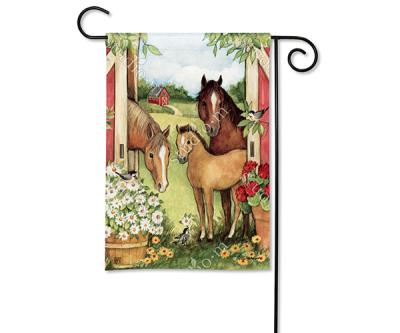 HORSES FLAG - $11.95