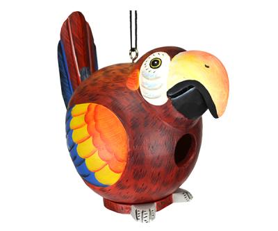 PARROT BIRD HOUSE - $29.95