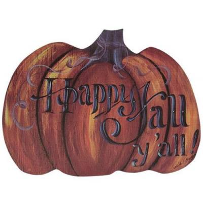WELCOME FALL SIGN - $14.95
