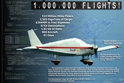 Autonomous Cargo Aircraft