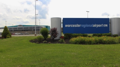 Worcester Regional Airport by Nick Cyganski