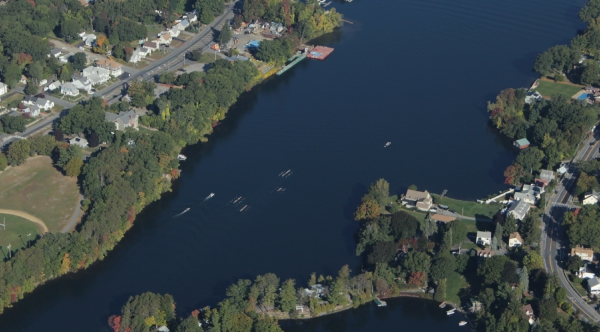 lake quinsigamond rowing