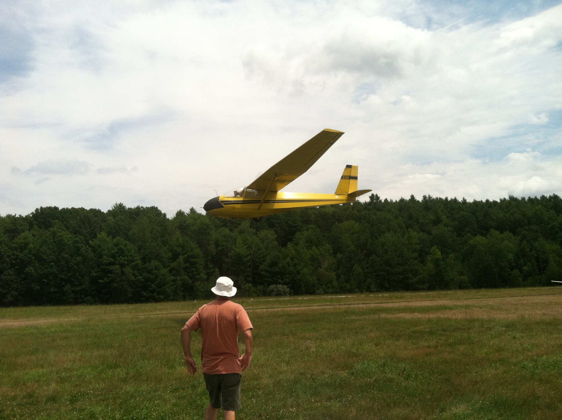 glider sailplane soaring sterling