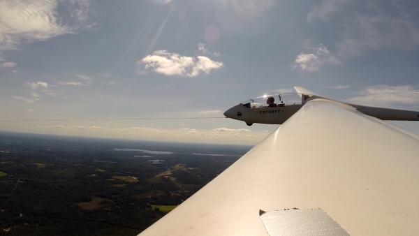 Nick Cyganski Friendly Skies Film Soaring Gliding