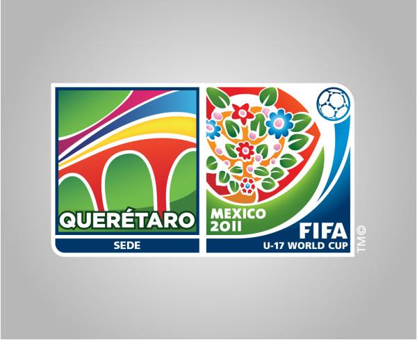 Logo Sede Querétaro Mundial Sub-17