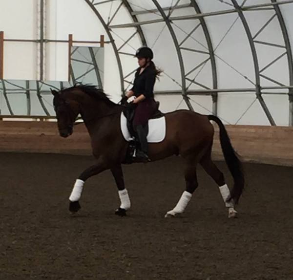 Having a Great Lesson with Janet Foy