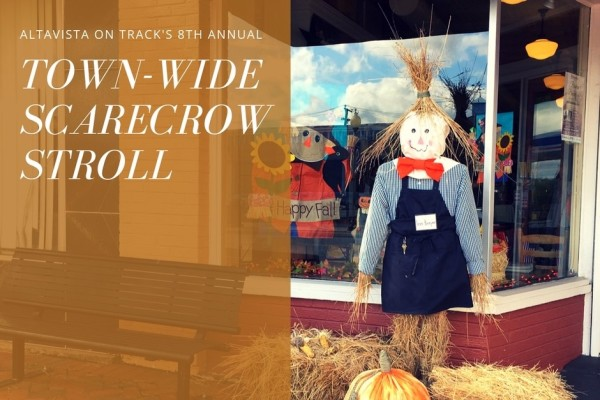 Register for the Scarecrow Stroll