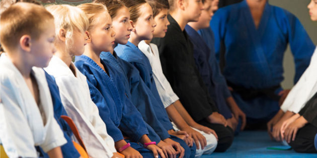 How Karate Martial Arts can improve your child's listening skills